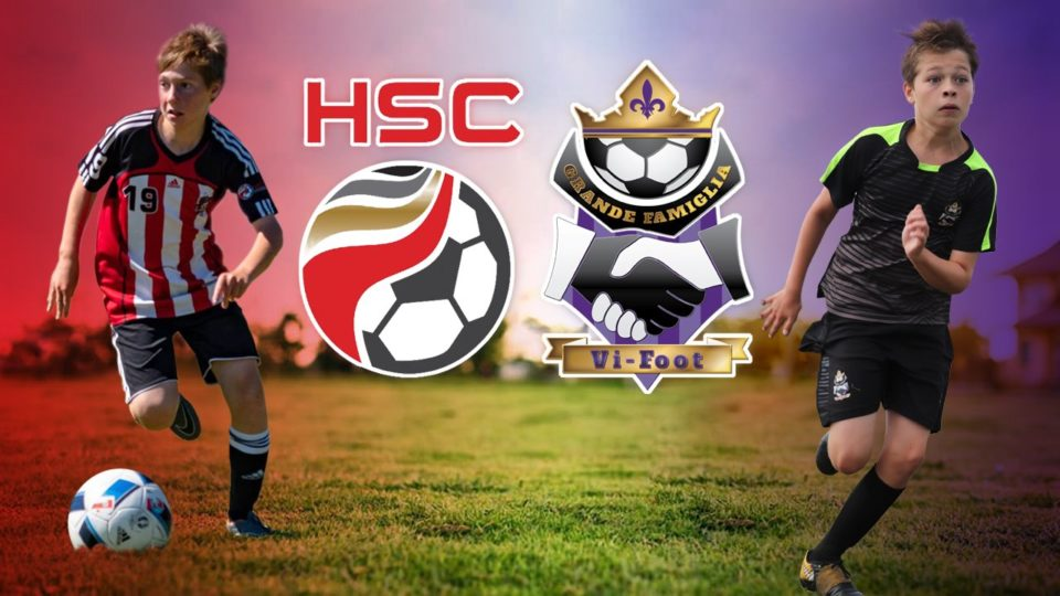 Le Club de soccer de la Haute-Saint-Charles s'associe au Centre de formation Vi-Foot